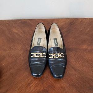 Bally Ruta Slip on Shoes Size 9.5!